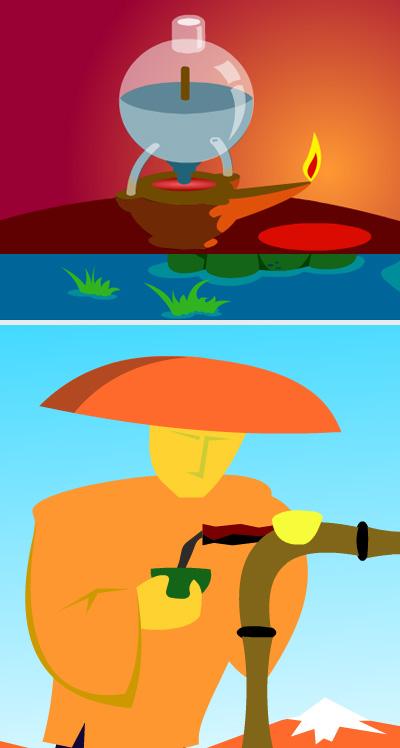 El masaje de las tetonas - 1 part 6
